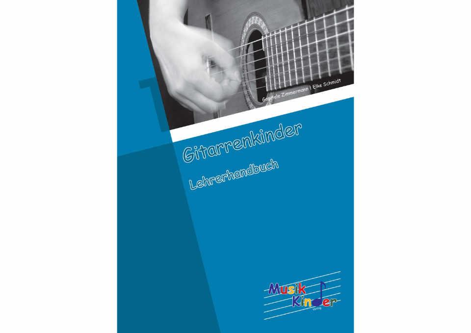Gitarrenkinder – Lehrerhandbuch
